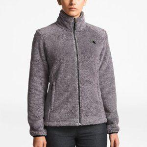 The North Face Osito 2 Fluff Fleece Jacket in Black Stripe